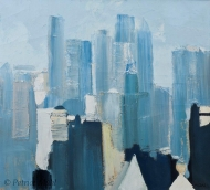 Manhattan ,le matin.Roger Mühl