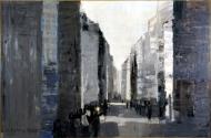 La rue Saint Denis .Roger Mühl