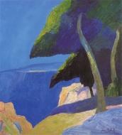 Les pins maritimes.Roger Mühl